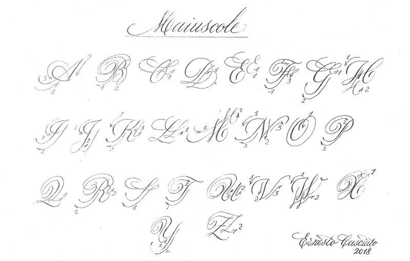 English Italic - Calligraphy Course