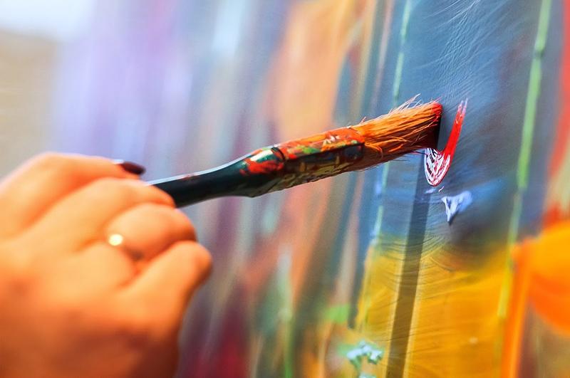 Dipingere che passione! - Laboratorio digitale per bambini