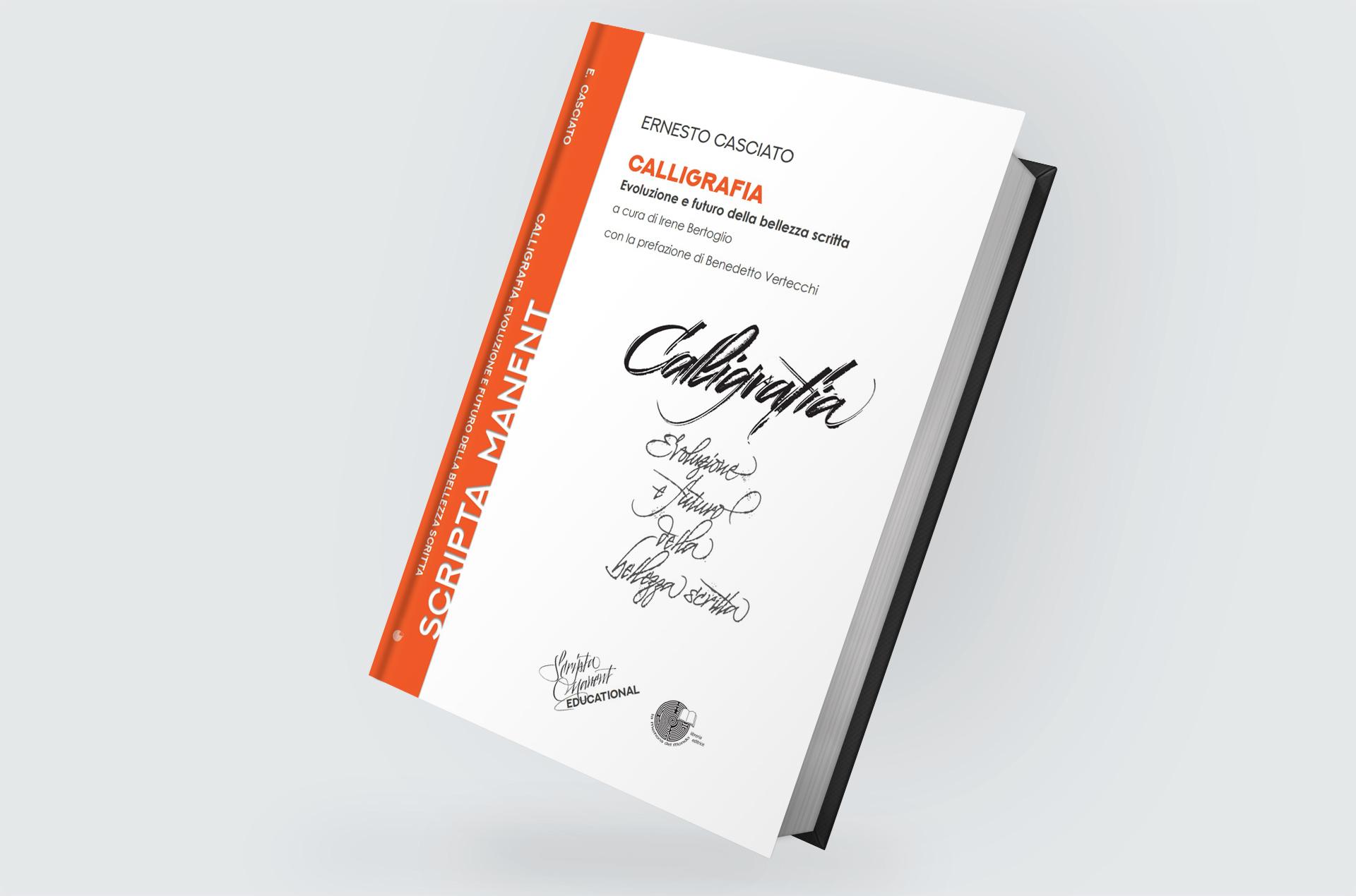 """Presentazione del libro di calligrafia """"Evoluzione e futuro della bellezza scritta"""" di Ernesto Casciato"""